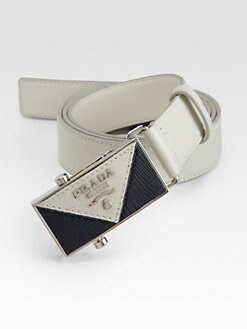 Prada - Leather Cinture Belt