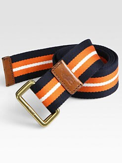 Polo Ralph Lauren - Striped Web Belt