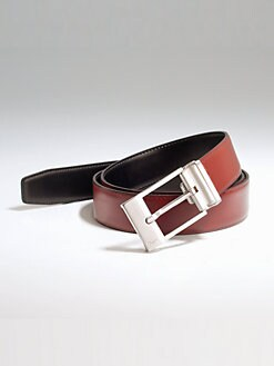 Salvatore Ferragamo - Reversible Belt
