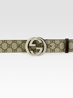 Gucci - Original GG Belt