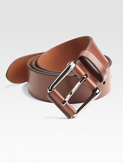 Tod's - Smooth Leather Belt