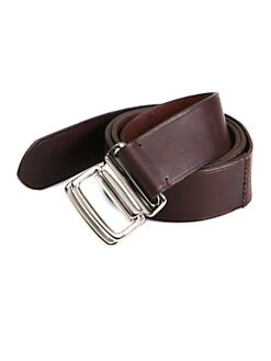 Ralph Lauren - Double Ring Pullback Belt