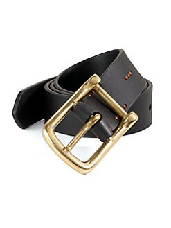Paul Smith - Equestrian Buckle Belt