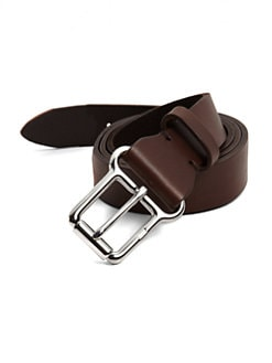 Ralph Lauren - Leather Equestrian Belt
