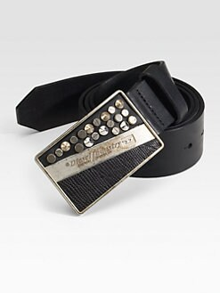 Diesel - Borgato Leather Belt