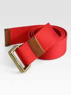 Polo Ralph Lauren - Solid Web Belt