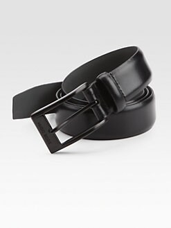 BOSS Black - Ugos Blacked-Out Belt