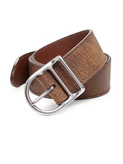 Polo Ralph Lauren - Distressed Leather Belt