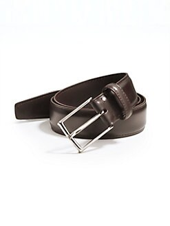 Ermenegildo Zegna - Tailored Leather Belt