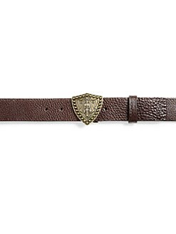 Gucci - Tide Leather Belt