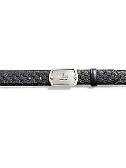 Gucci - Microguccissima Belt