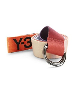Y-3 - Graphic Belt