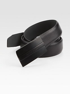 BOSS Black - Baxter Leather Belt