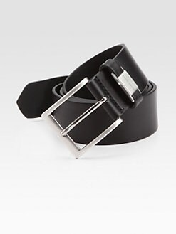 BOSS Black - Connio Leather Belt