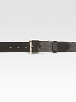 Gucci - Traditional Leather Belt