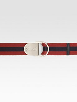 Gucci - D-Ring Buckle Belt