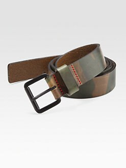 Hugo - Leather Casual Belt