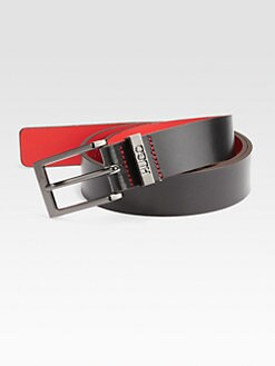 Hugo - Gastio Leather Dress Belt