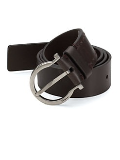 Salvatore Ferragamo - Leather Belt