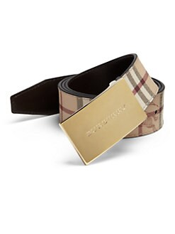 Burberry - Sloane Haymarket Belt