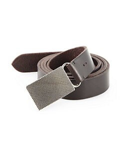 Ralph Lauren - Vachetta Leather Belt