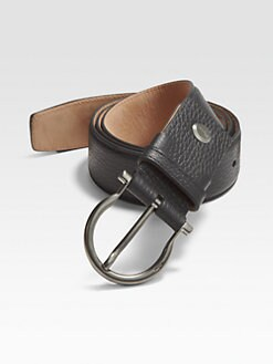 Salvatore Ferragamo - Adjustable Gancini Belt