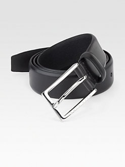 BOSS Black - Ceddy Leather Belt