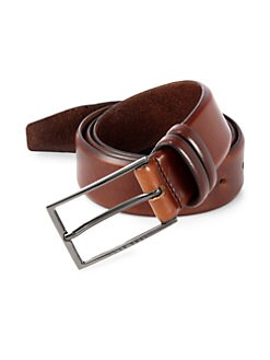 BOSS HUGO BOSS - Carmello Leather Belt