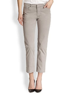 J Brand - Kailee Slim Cropped Trousers