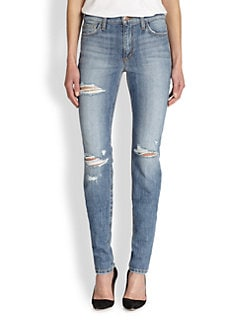 Joe's - Mercy Distressed Skinny Jeans