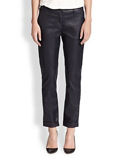 3x1 - Coated Ankle Trouser Jeans