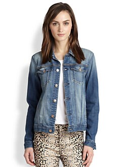 7 For All Mankind - Classic Denim Jacket