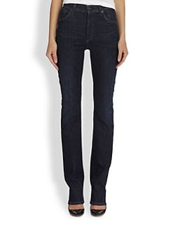 Citizens of Humanity - Arley High-Rise Straight-Leg Jeans