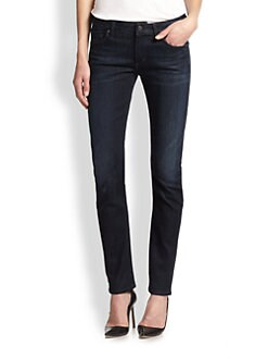 Citizens of Humanity - Arielle Skinny Straight-Leg Jeans