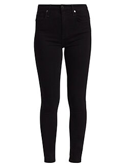 7 For All Mankind - The High Waist Skinny Slim Illusion Jeans
