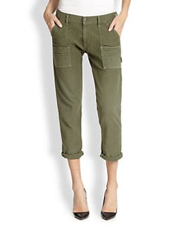 Citizens of Humanity - Leah Cropped Cargo Pants