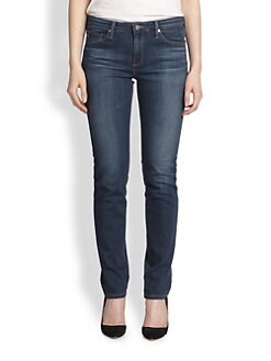 AG Adriano Goldschmied - Prima Mid-Rise Cigarette Jeans