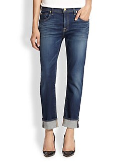 7 For All Mankind - Relaxed Skinny Boyfriend Jeans