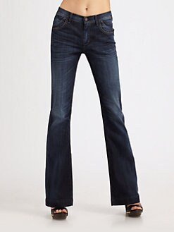 Citizens of Humanity - Hutton  Medium Rise Wide-Leg Jeans