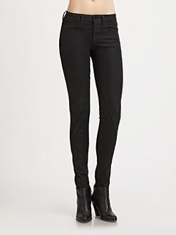 Joe's - Criss-Cross Skinny Jeans