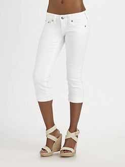 True Religion - Lizzie Capri Jeans