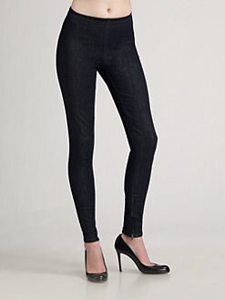 Joe's - Ankle-Zip Denim Leggings