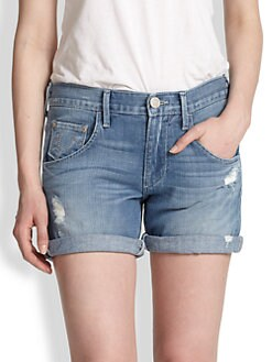 True Religion - Miles Relaxed-Fit Shorts