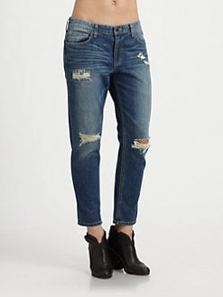 Joe's - Easy High Water Jeans