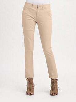 Textile Elizabeth and James - Elton Twill Skinny Pants