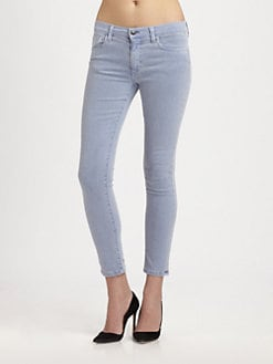 Joe's - Straight Ankle Skinny Jeans