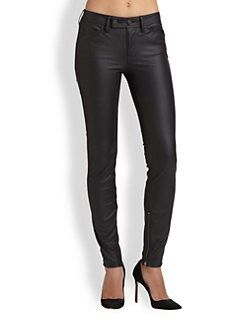 Genetic Denim - Lola Glossy Skinny Jeans