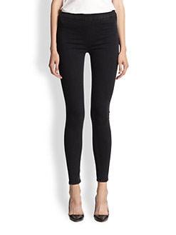 Hudson - Evelyn High-Rise Skinny Jeans