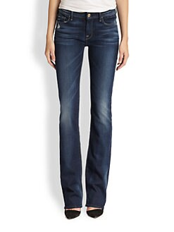 7 For All Mankind - Slim Bootcut Jeans