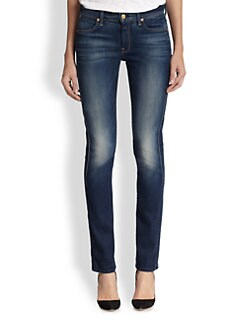 7 For All Mankind - The Modern Straight-Leg Jeans